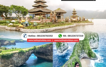 Paket Tour Bali 2H 1M