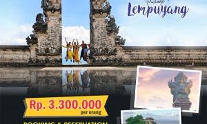 Paket Tour Bali 5H 4M + Lempuyang
