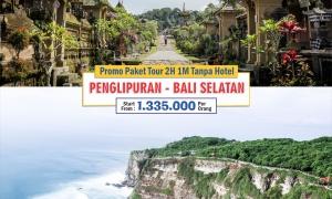 Paket Tour Bali 2H 1M tanpa Hotel Penglipuran