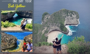Paket Tour Nusa Penida One day tour